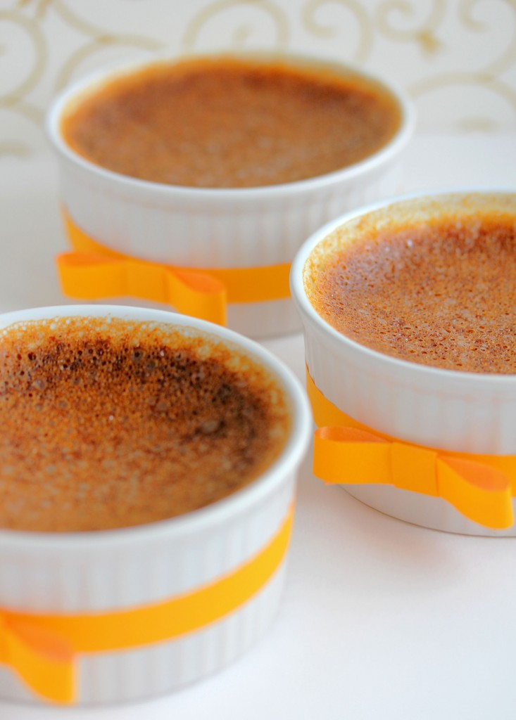 Easy Low-Carb Pumpkin Custard